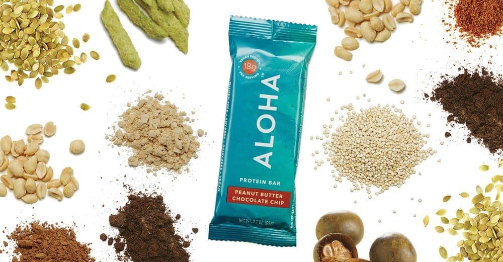 Aloha – protein bar