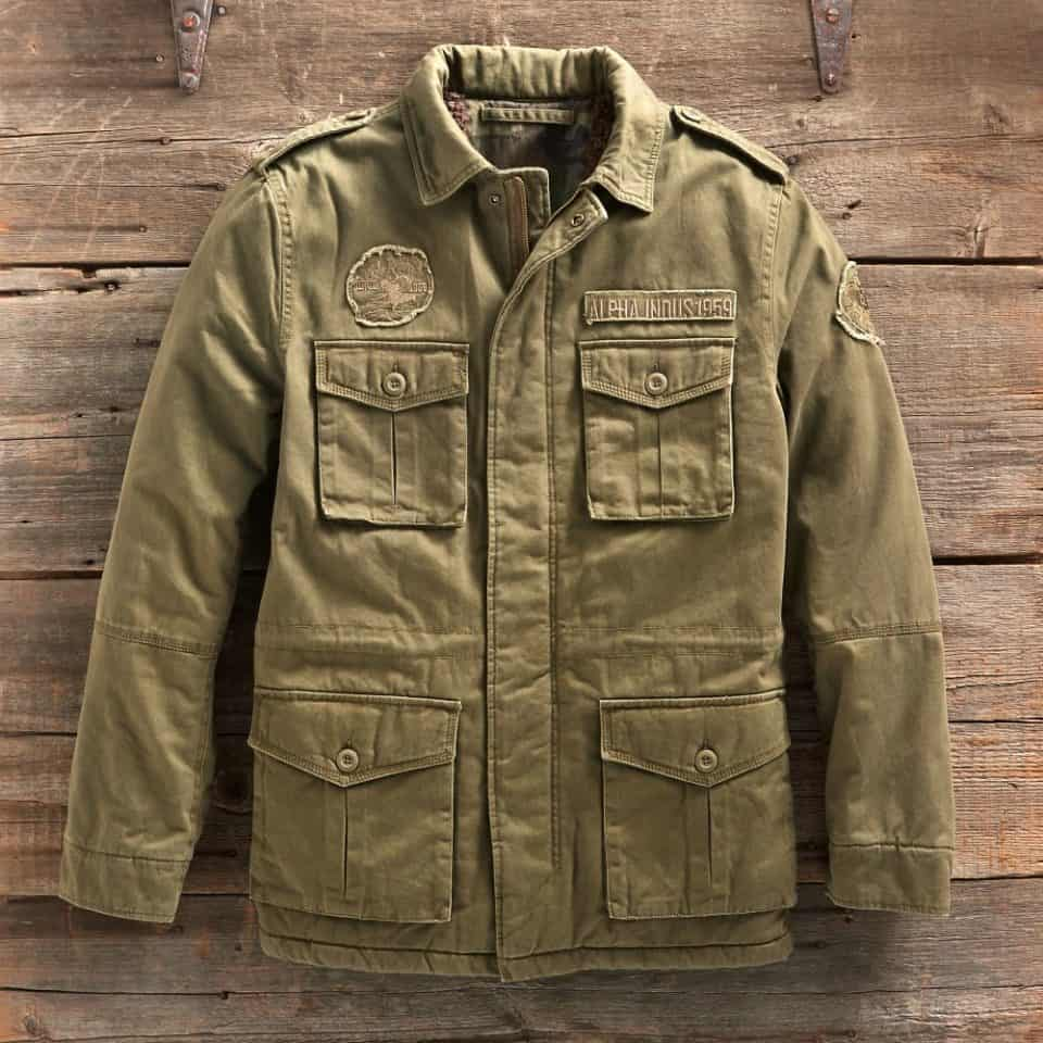 18 Fantastic Field Jackets For Any Weather