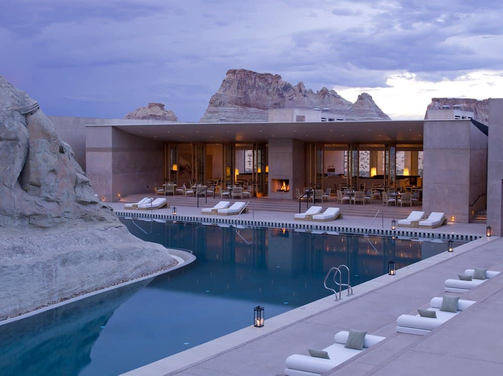 Amangiri – weird resort