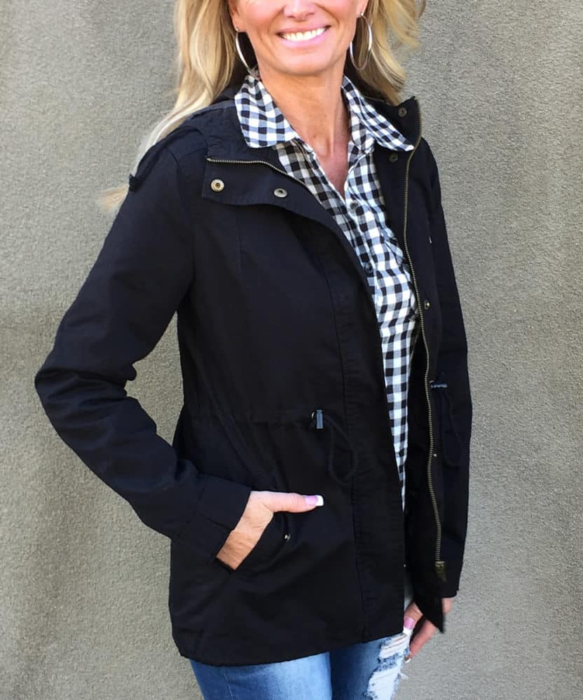 Ambiance black Utility Field Jacket 832x999 Spring Into Gear: 18 Fantastic Field Jackets for Any Weather