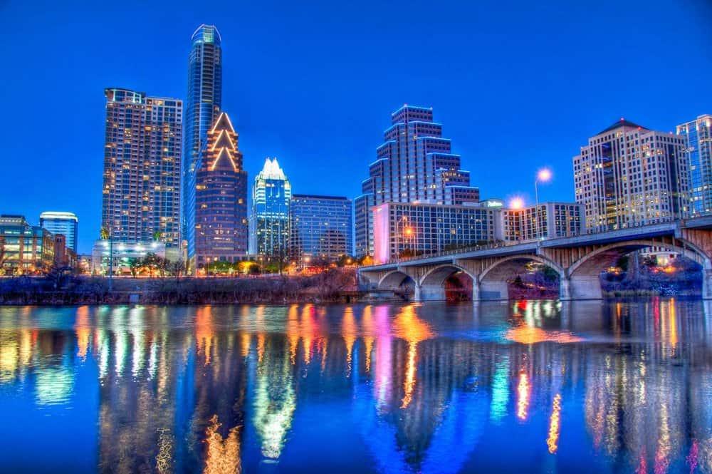 Austin – coolest cities in america