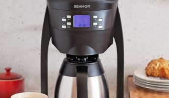 Behmor Brazen Plus drip coffeemaker 345x200 Drops of Delicious; 10 Best Drip Coffeemakers