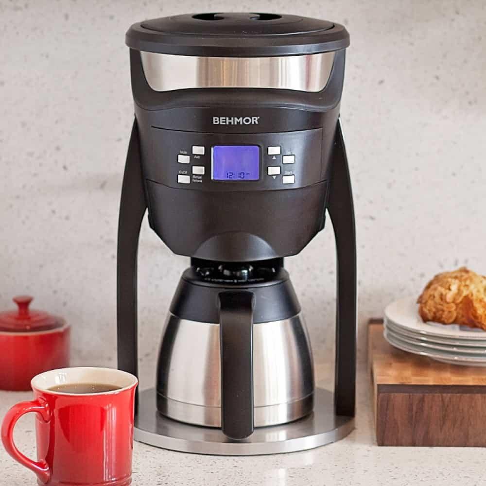 Behmor Brazen Plus drip coffeemaker