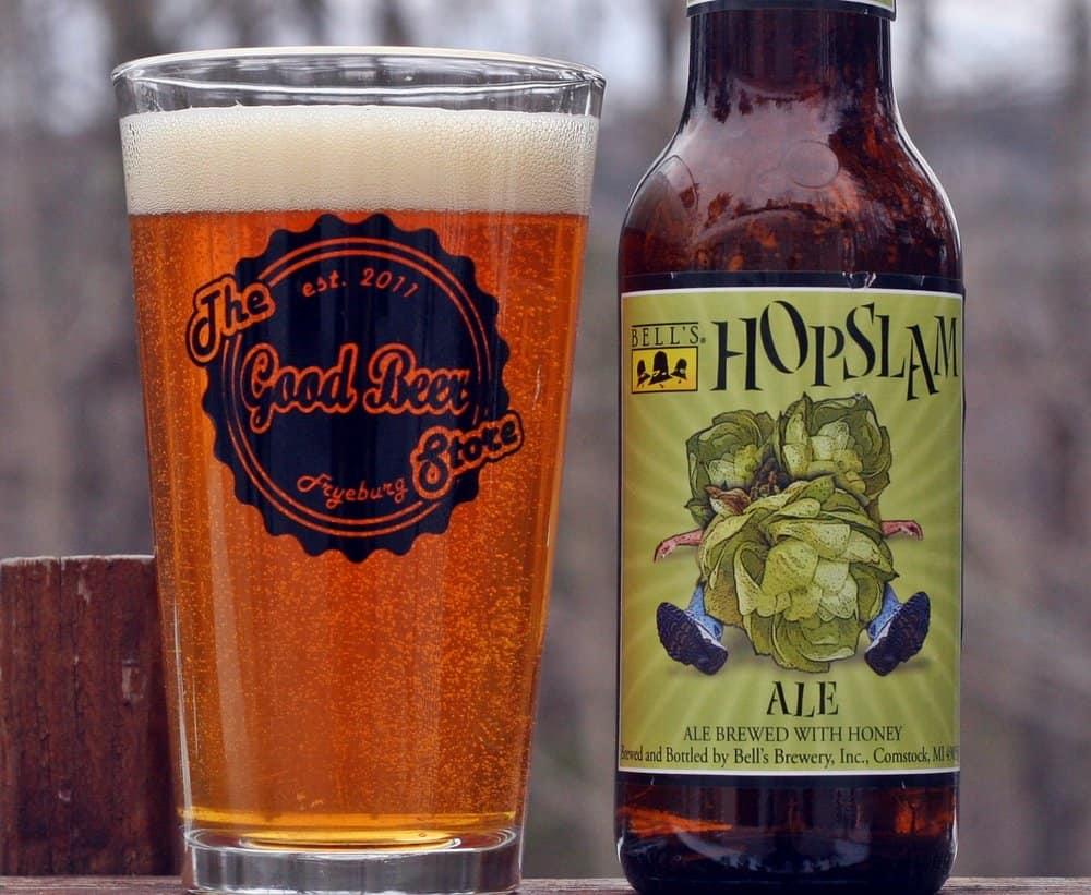 Bell's Brewery Hopslam – american ipa