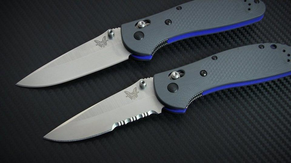 Benchmade knife brand 960x540 18 Best Pocket Knife Brands for Your Everyday Carry