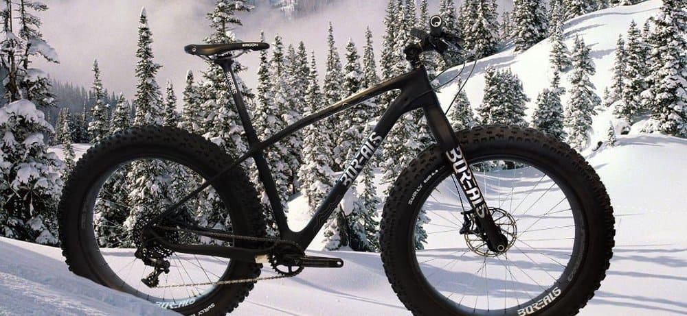Borealis Echo Blizzard Special Edition – fat bike