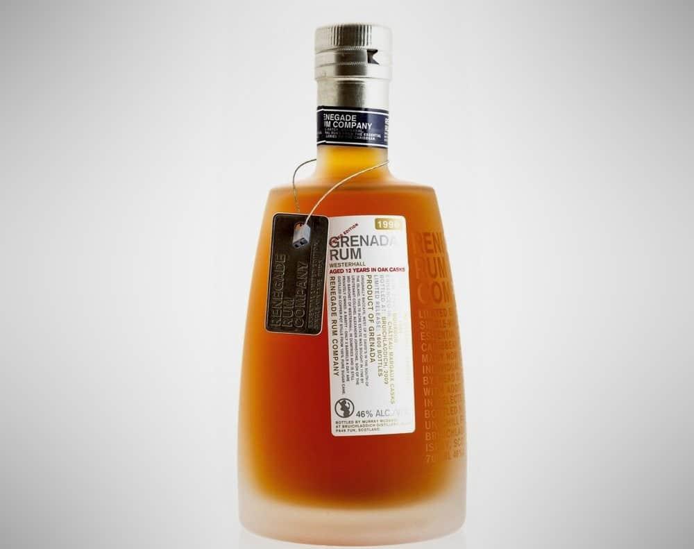 Bruichladdich Renegade Rum