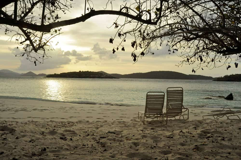 Caneel Bay – caribbean resort