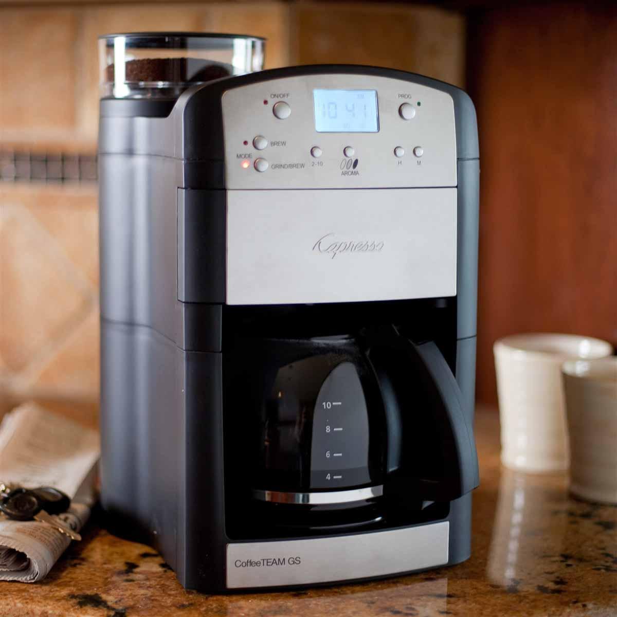 Capresso MT600 Drip Coffeemaker