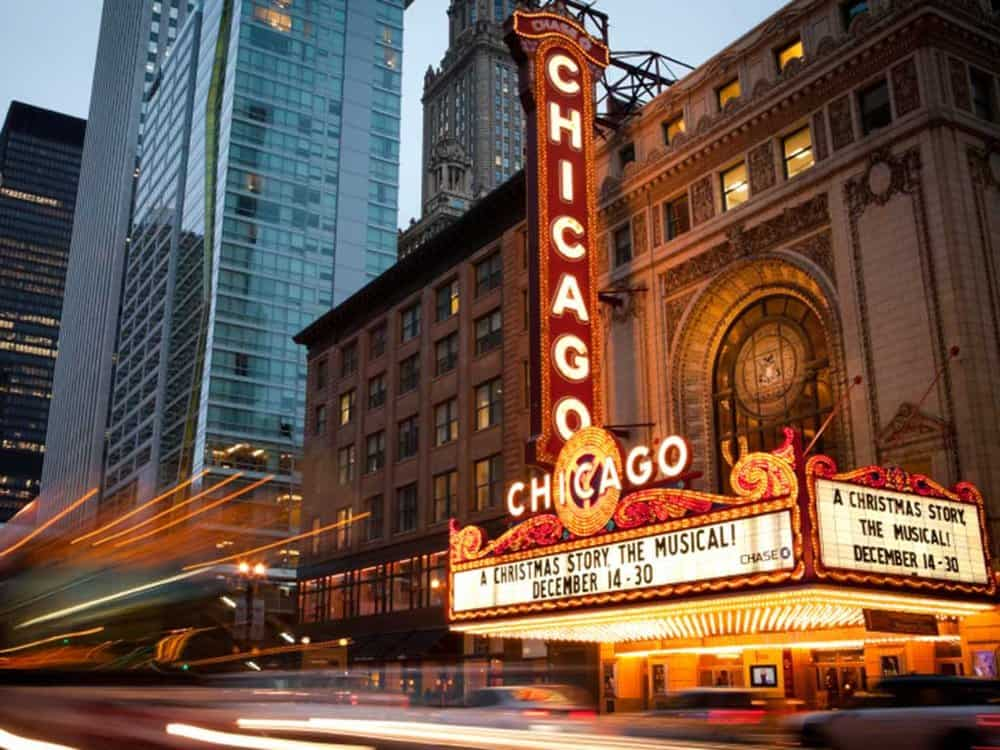 Chicago – coolest cities in america