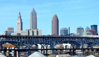 Cleveland coolest cities in America 345x200 Live Well, Live Hip in the 17 Coolest Cities in the USA