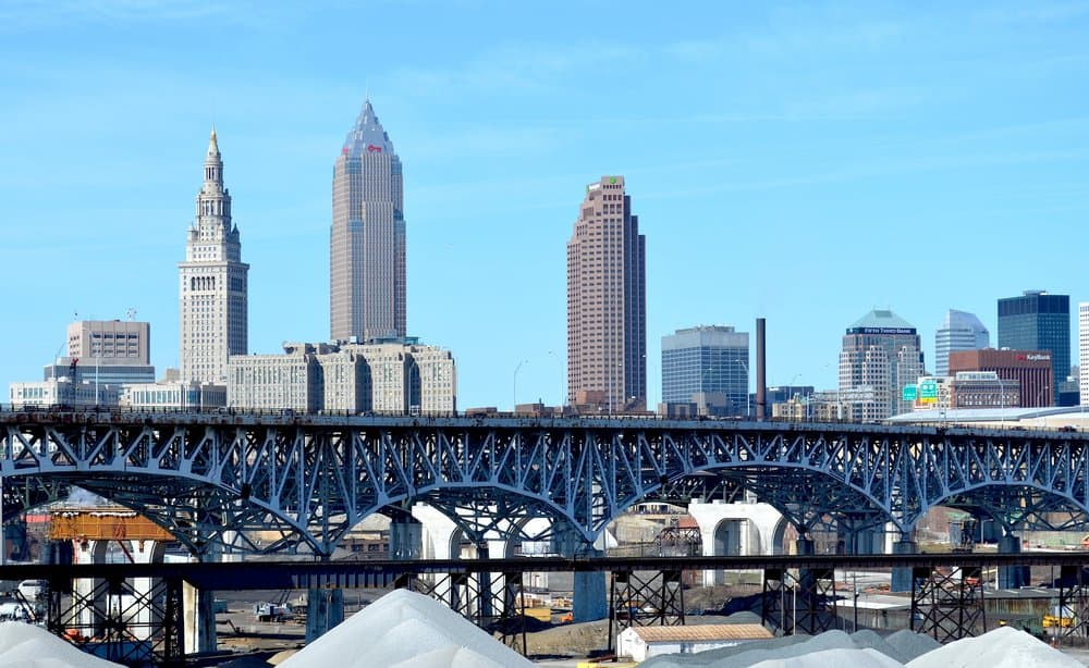 Cleveland – coolest cities in America