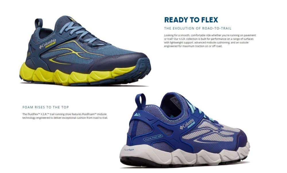 Columbia Montrail Fluidflex X.S.R. running shoes 13 Best Winter Running Shoes for Perfect Warm Ups