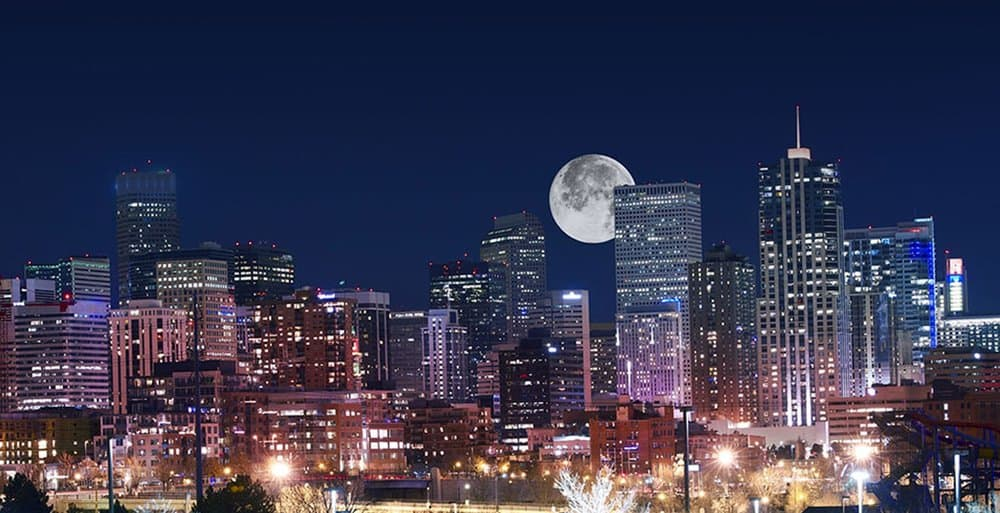 Denver – coolest city in america