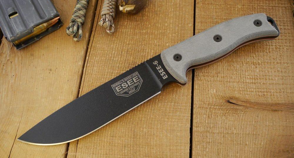 ESEE 6P – survival knife