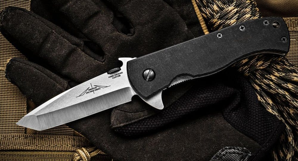 Emerson - One of the top pocket knife companies