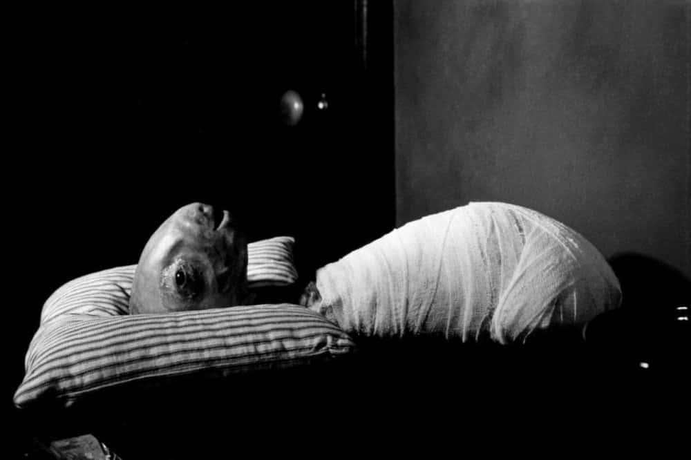 Eraserhead – sci fi horror film