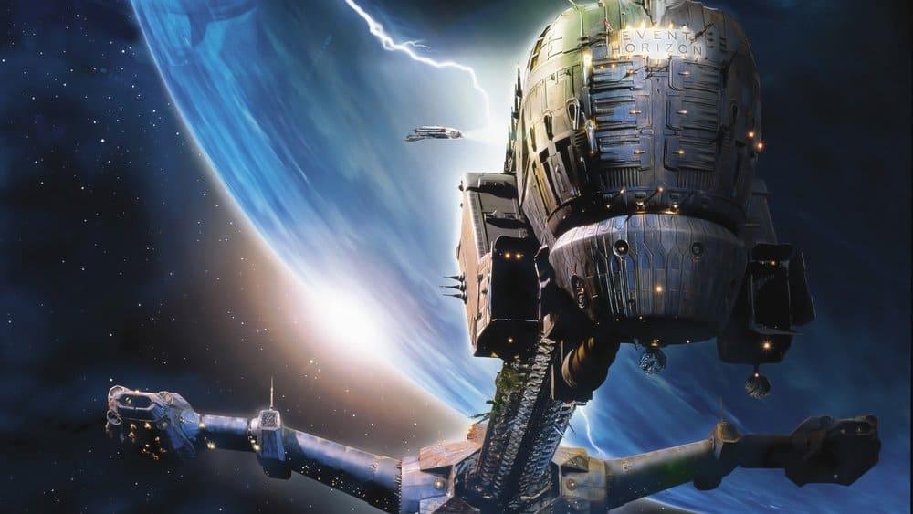 Event Horizon – sci-fi-horror film