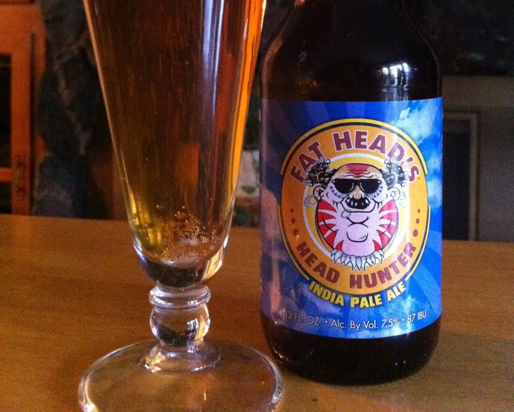 Fat Head's Brewery Head Hunter – american ipa