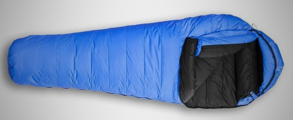 Feathered Friends Snowbunting EX 0 – winter sleeping bag