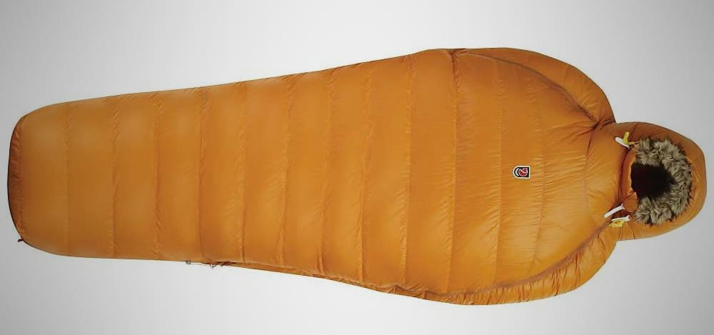 Fjällräven Polar -30 – winter sleeping bag
