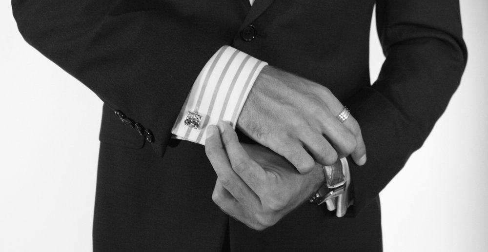 French Cuffs – how to wear a suit