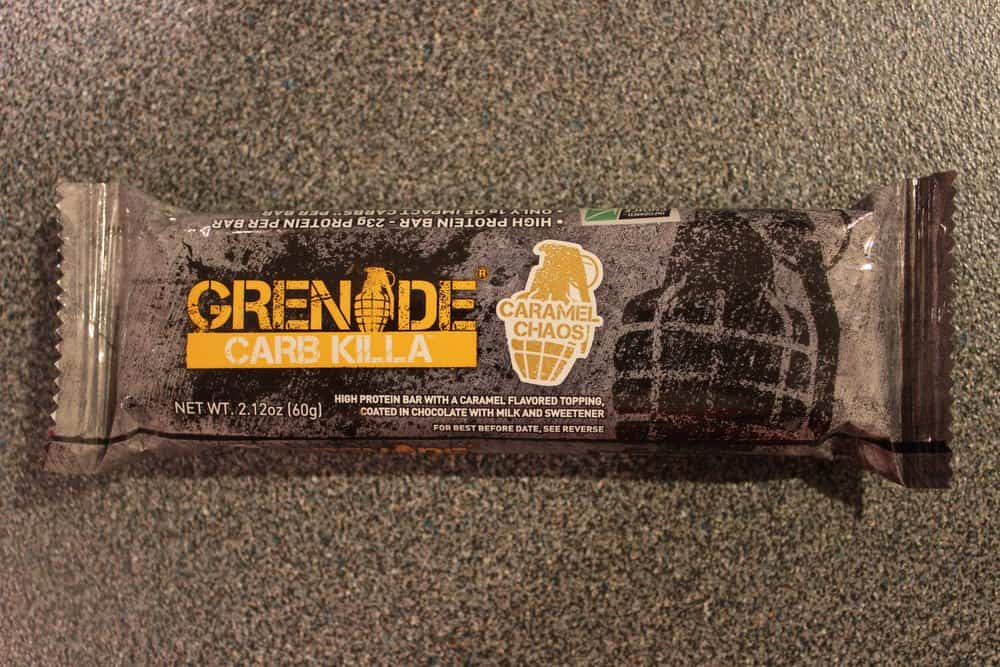 Grenade Carb Killa – protein bar
