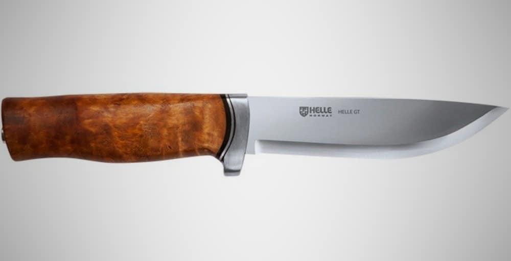 Helle GT – survival knife