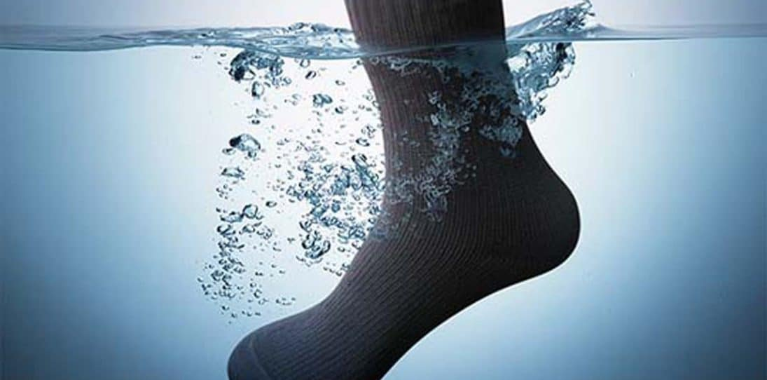 Toes Trip Out Over 7 Wonderful Waterproof Socks