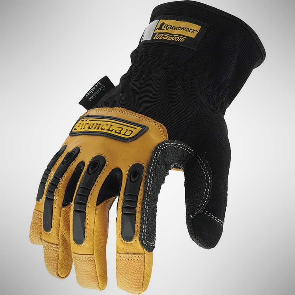 Ironclad RWG2-04-L Ranchworx – winter work gloves