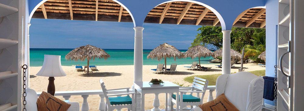 Jamaica Inn – caribbean resort