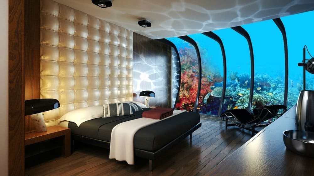 Jules' Undersea Lodge – weird resort