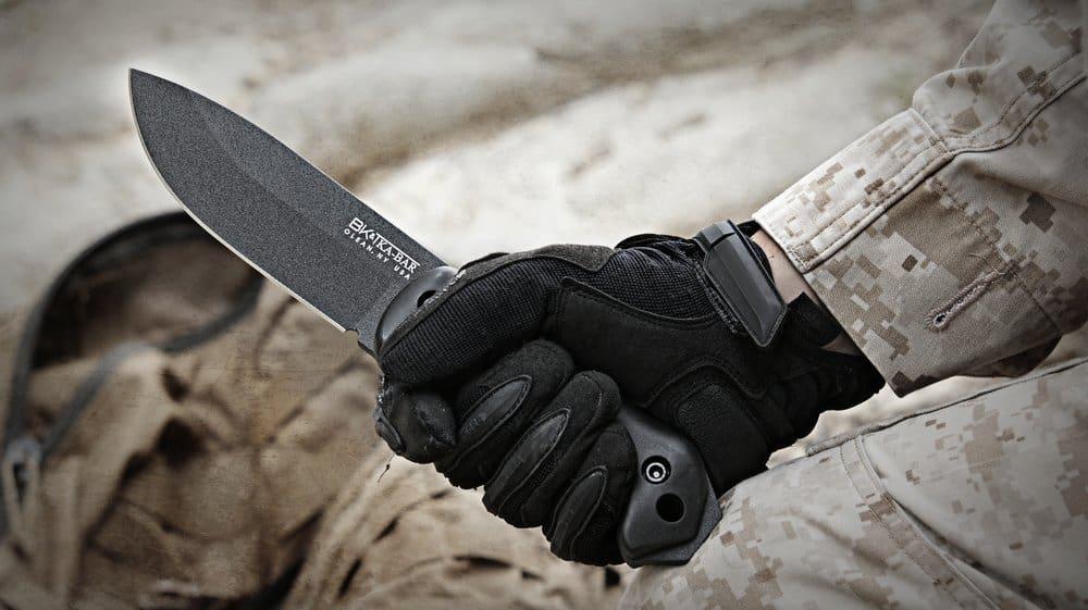 Ka-Bar Becker BK2 – survival knife