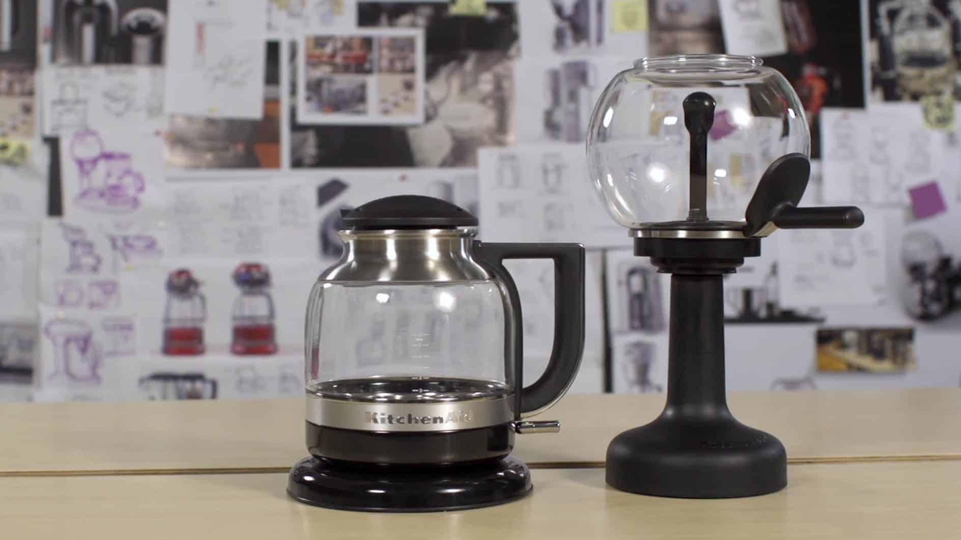 KitchenAid Siphon Brewer drip coffeemaker