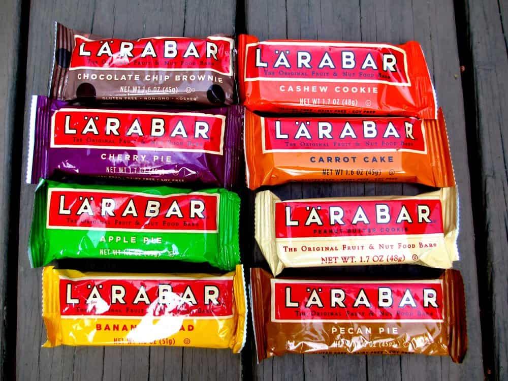 LaraBar – protein bar