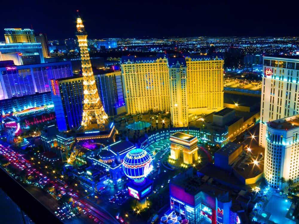 Las Vegas – coolest city in america