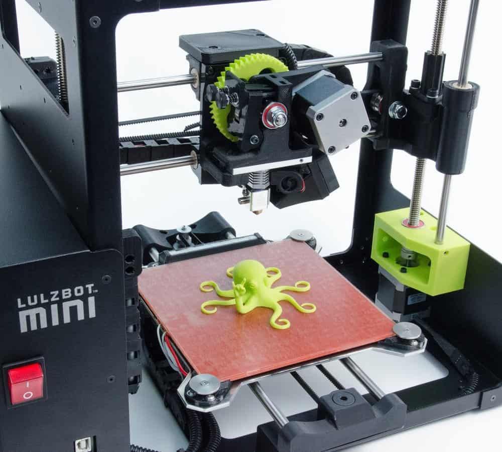 Lulzbot Mini – 3D printer