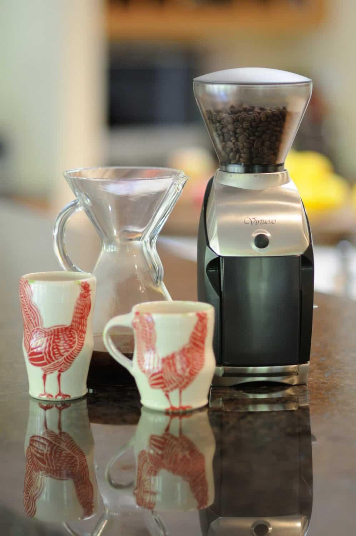 MACAP M4 Stepless Espresso Coffee Grinder