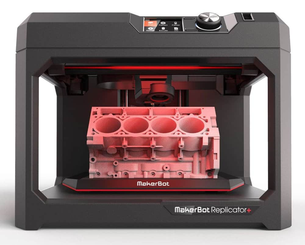MakerBot Replicator+ – 3D printer