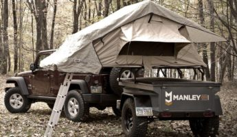 Manley ORV Explore off road camper 345x200 11 Extreme Off Road Campers for Overlanding Anywhere