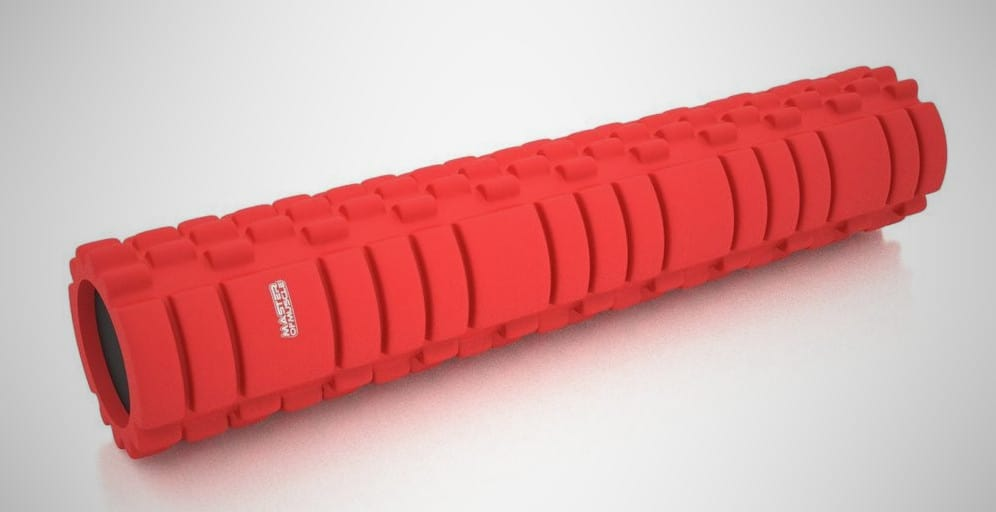 Master of Muscle Unisex Foam Roller
