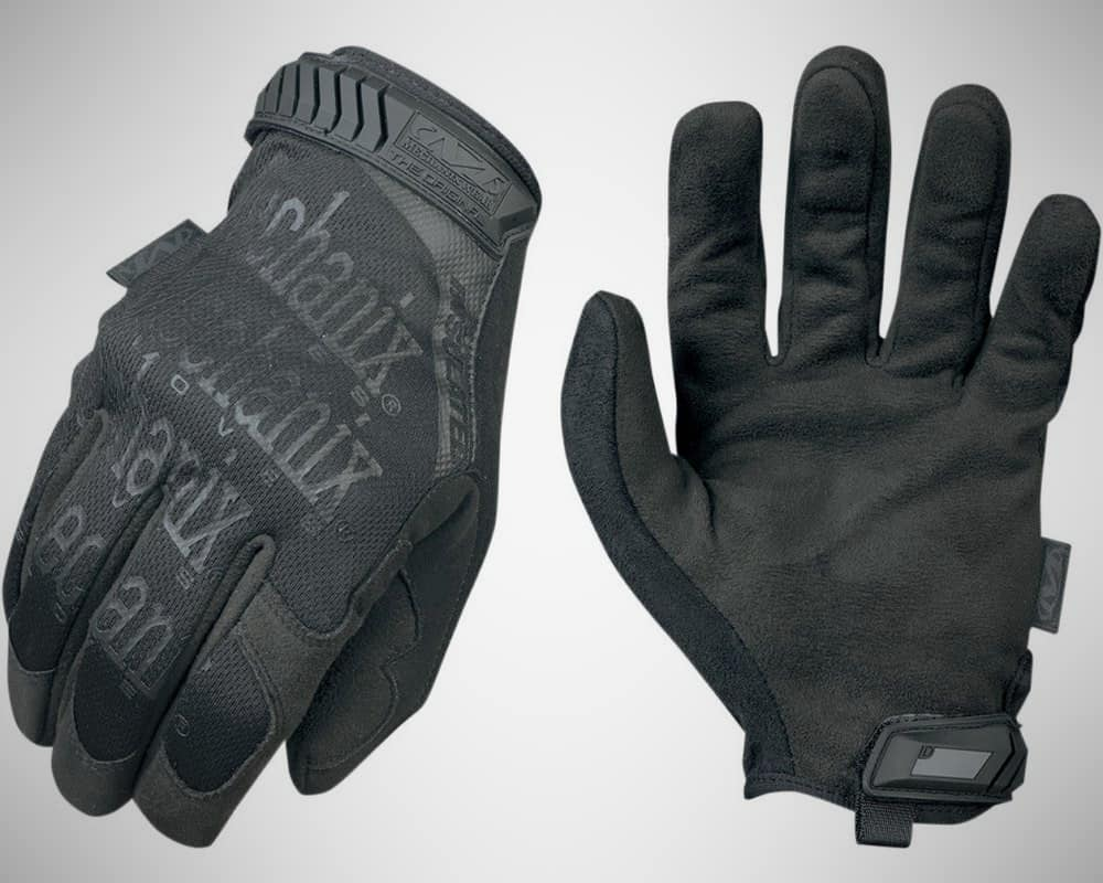 Mechanix Original Insulated – winter work gloves