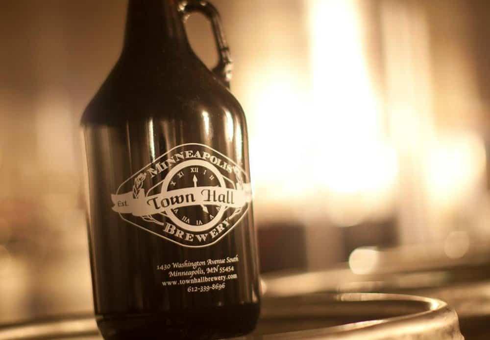 Minneapolis Town Hall Brewery Masala Mama – american ipa