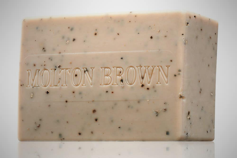 Molton Brown Re-Charge Black Pepper Soap for Men