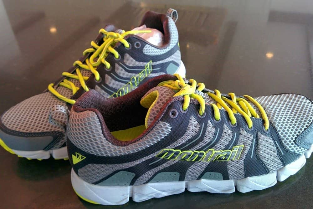 Montrail Fluid Flex ST – winter running shoe