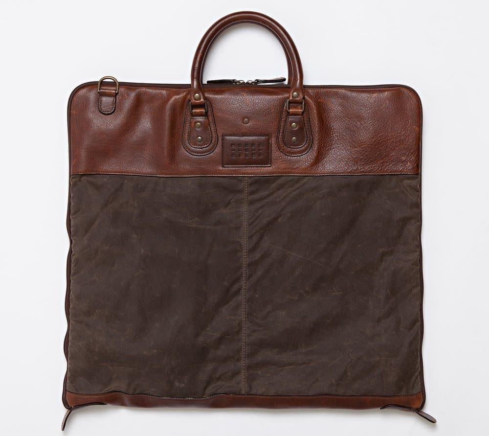 Moore & Giles Gravely – garment bag