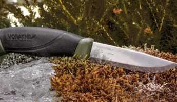 Morakniv Companion survival knife 345x200 Life On The Cutting Edge: 15 Peerless Survival Knives