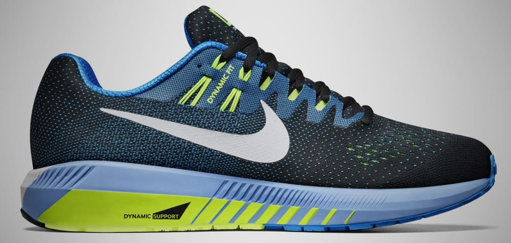 Nike Air Zoom Structure 20 – winter running shoe