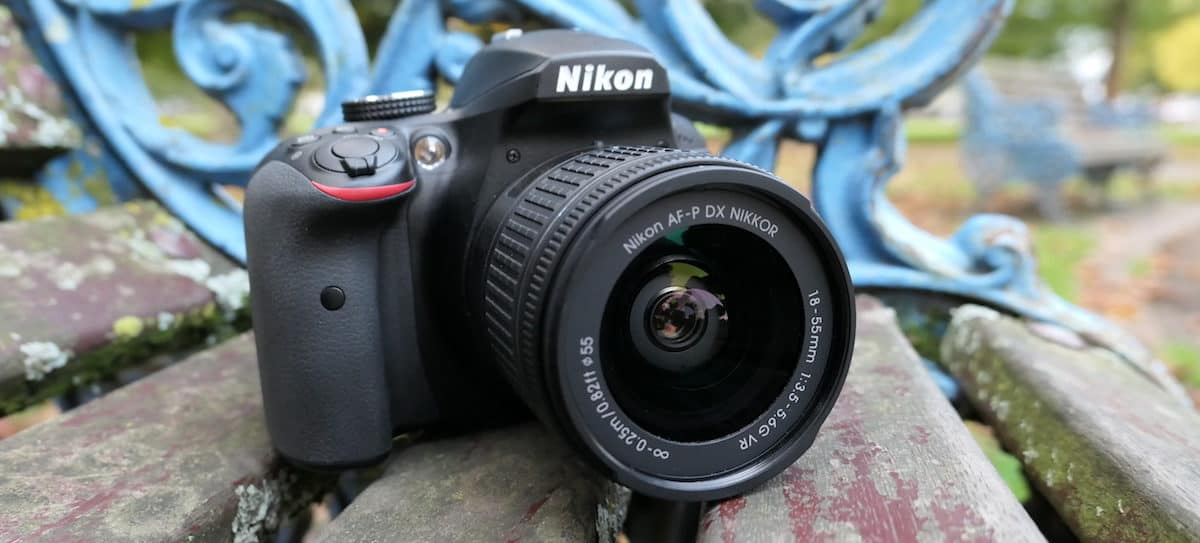 Nikon D3400 Amateur Camera