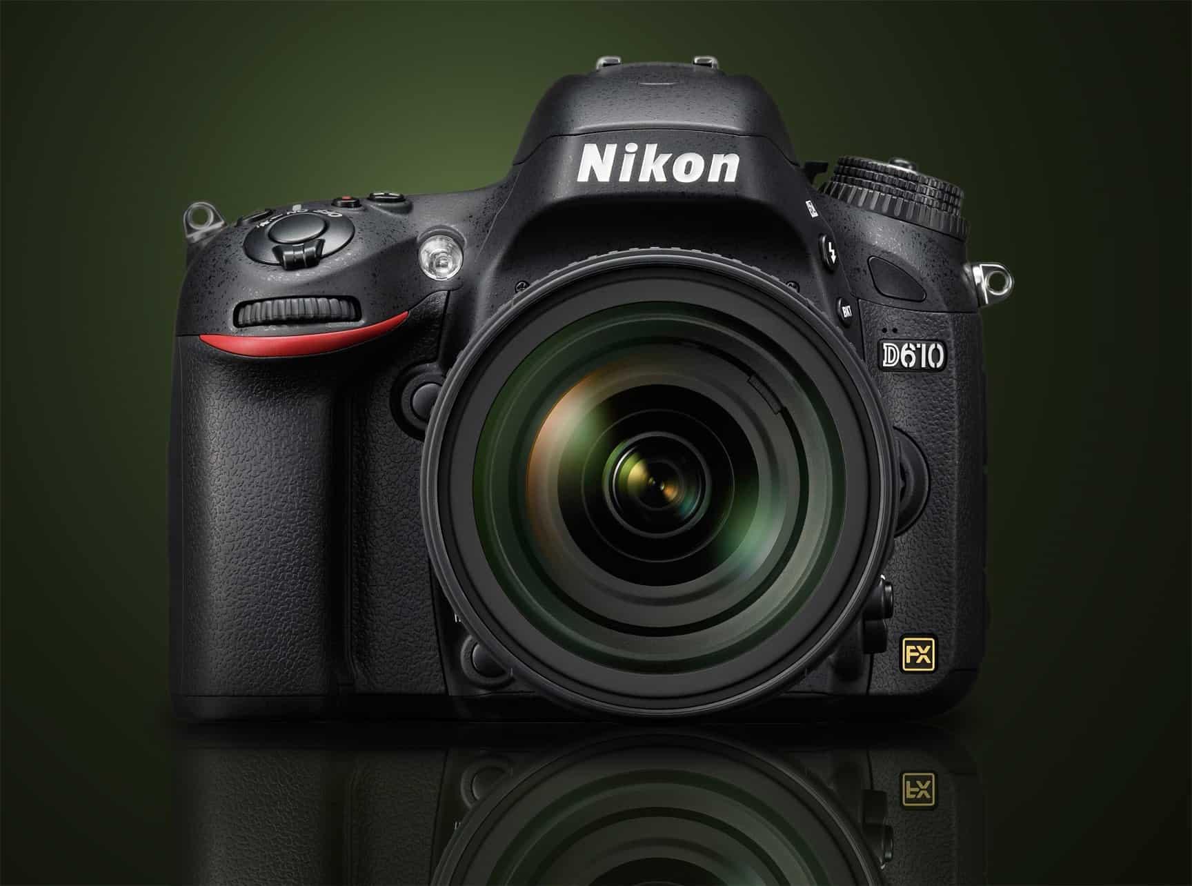 Nikon D610 Amateur Camera